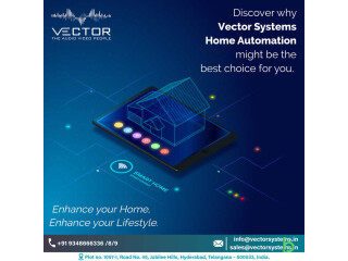 Home theatre speakers in Hyderabad| Vector Systems